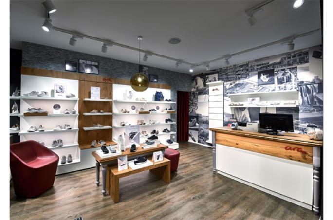 Ara stellt neues Store-Konzept vor