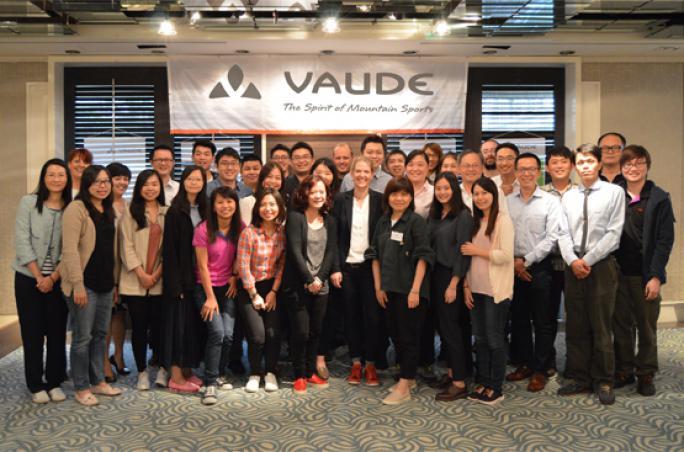 Vaude Präsentiert Fazit Zu Pilotprojekt Textilmitteilungen