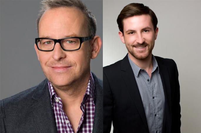 Christian Pyka , Vertreibsleiters Key Account , Geschäftsführer Maro Nachtrab, Jan-Sebastian Ahlers ,Business Development Managers