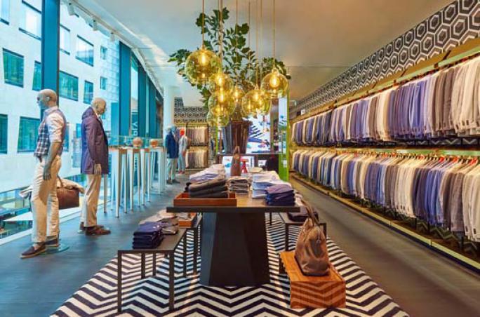 Suitsupply mit neuem Store in Stuttgart