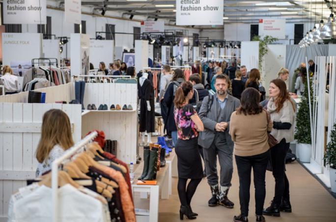 Greenshowroom,  Ethical Fashion Show Berlin, Rekordbeteiligung,Olaf Schmidt
