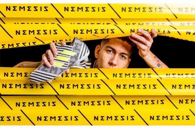 Adidas präsentiert Nemeziz