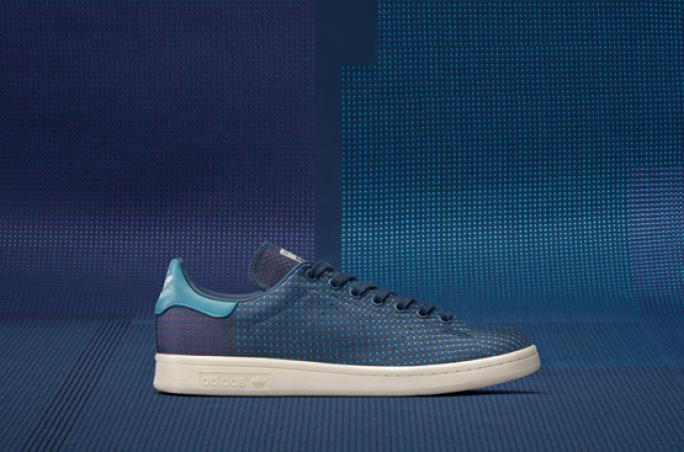 Adidas Original x Kvadrat: Stan Smith Special Editon