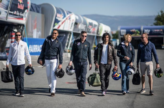 Aeronautica Militare wird offizieller Partner des Red Bull Air Race