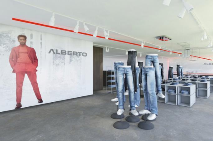 Alberto: Neue Showrooms in Berlin und Düsseldorf