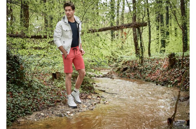Alberto auf Hiking-Pfaden mit neuer Kollektion