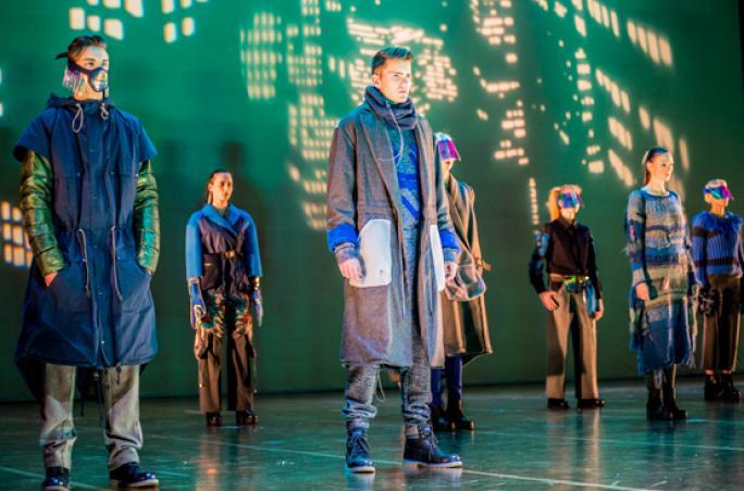 AMD: Graduate Show im Schauspielhaus Düsseldorf