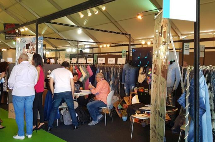 Amith fördert marokkanische Textilproduktion