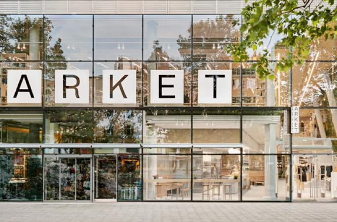 Arket mit neuem Store am Berliner Kurfürstendamm