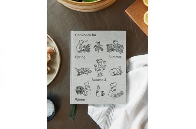 Arket veröffentlicht erstes Kochbuch