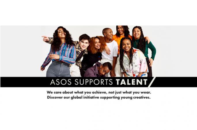 Asos Supports Talent geht in eine neue Runde
