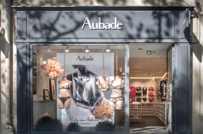 Aubade führt neues Store-Konzept ein