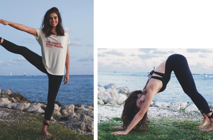 Bash x Ana Heart: Yoga Capsule Collection