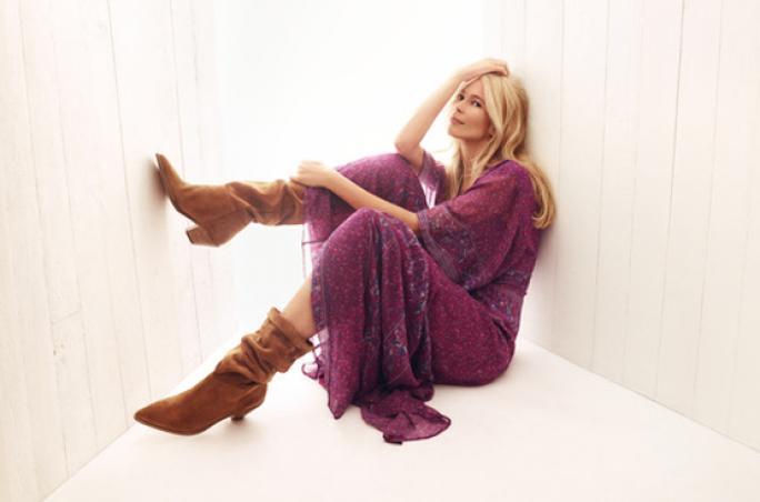 Bash: Claudia Schiffer wird neues Kampagnengesicht