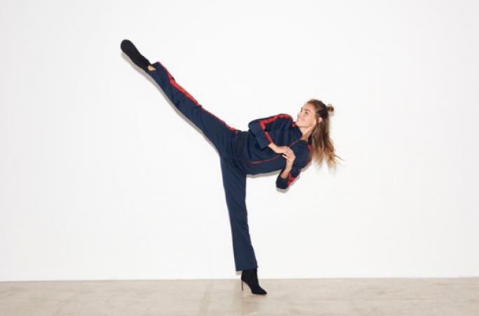 Ba&sh lanciert sportlich feminine Kapselkollektion