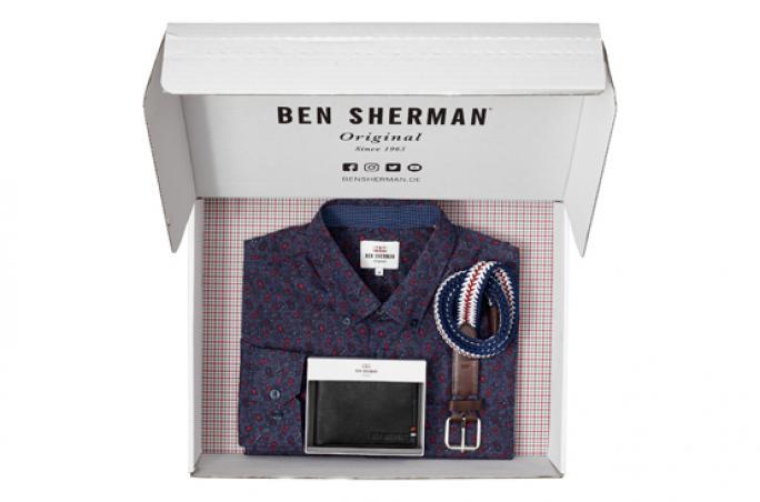 Ben Sherman startet deutschsprachigen Online-Shop