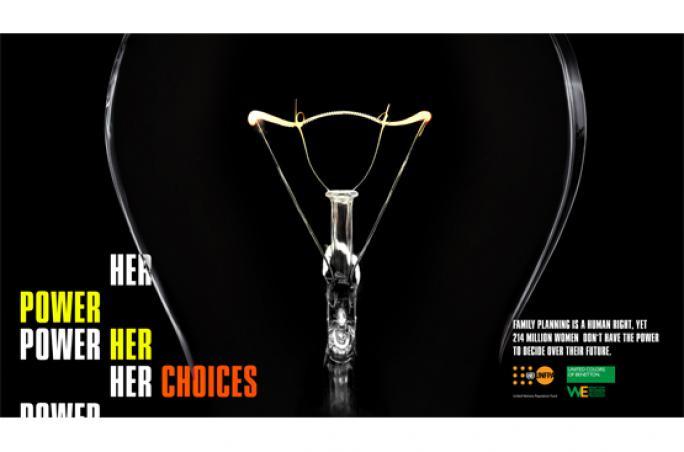 Benetton unterstützt UNFPA mit Kampagne