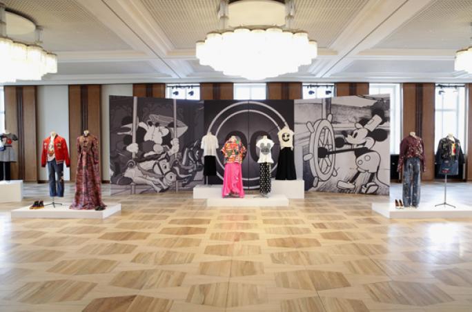 Der Berliner Salon: Walt Disney feiert 90. Jubiläum