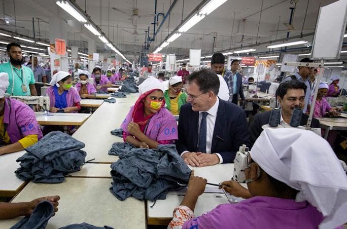BMZ: Koalitionsvertrag für Lieferkettengesetz soll bald in Kraft treten