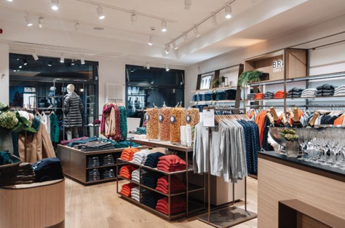 Brax mit neuem Store in Berlin