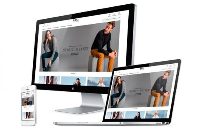 Brax: Neuer B2B-Shop