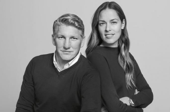 Brax lanciert Kampagne mit Ana Ivanović und Bastian Schweinsteiger