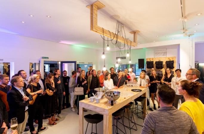 Bree feiert Urban Showroom-Konzept