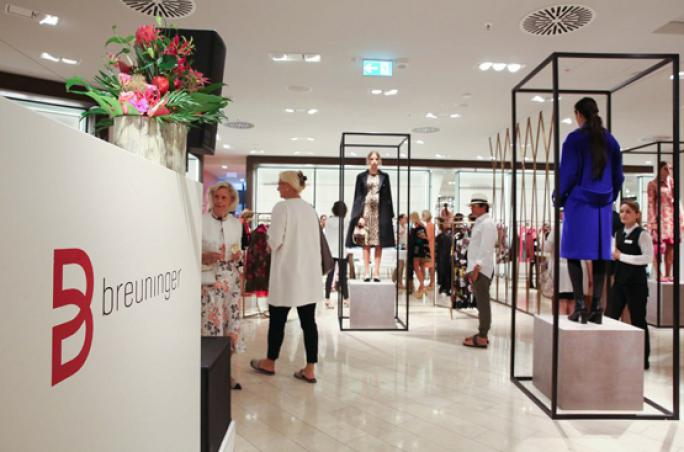 Breuninger, Düsseldorf, CPD, Premium, Department Store