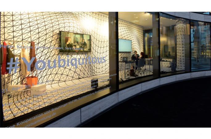 Breuninger Düsseldorf kooperiert mit Kunstsammlung NRW