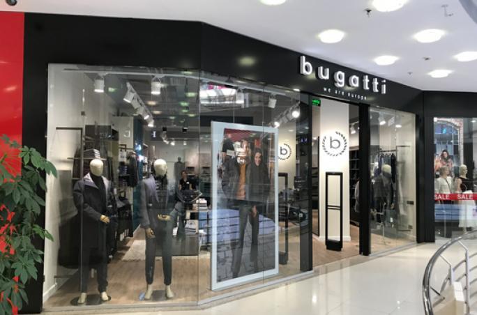 Bugatti kommt nach Russland
