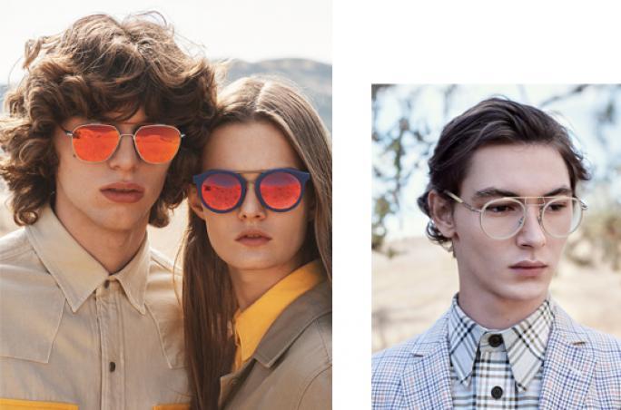 Calvin Klein Eyewear mit neuer Markenkollektion