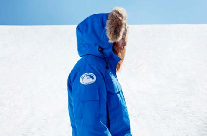 Canada Goose x Polar Bears International: 10 Jahre Partnerschaft