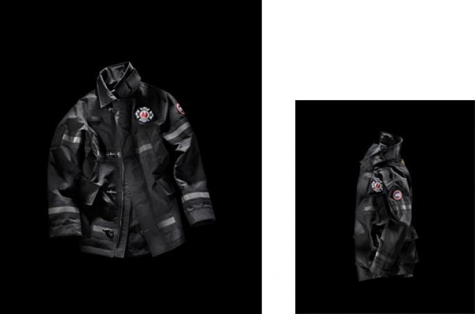Canada Goose ehrt New Yorker Feuerwehr