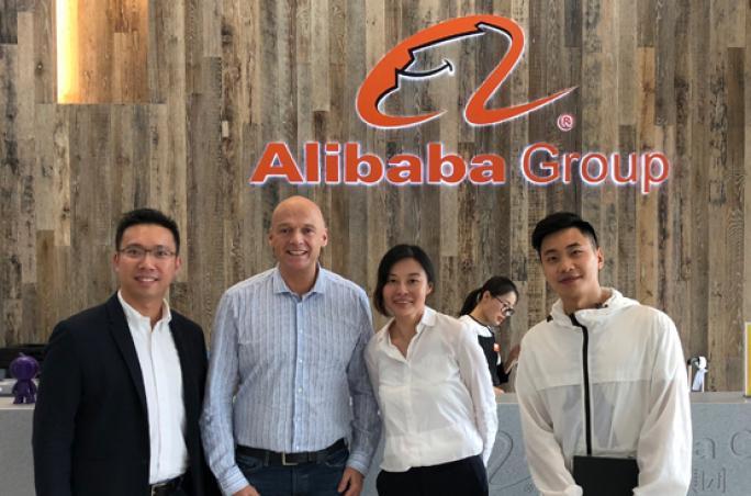 Caprice expandiert nach China