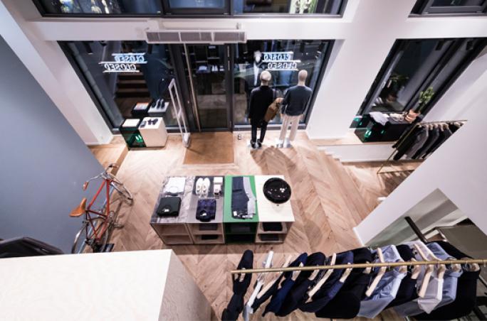 Closed: Neuer Store für Herren in Hamburg