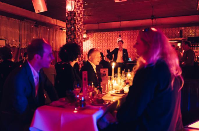Club of Gents mit Savile Row Capsule