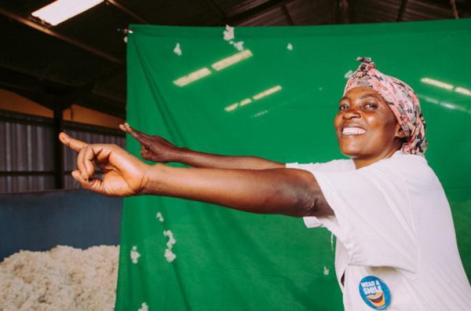 Cotton made in Africa verzeichnet Einnahmenrekord