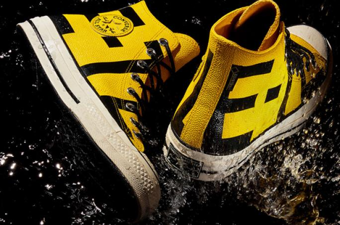 Converse: Innovativer Gore-Tex Sneaker