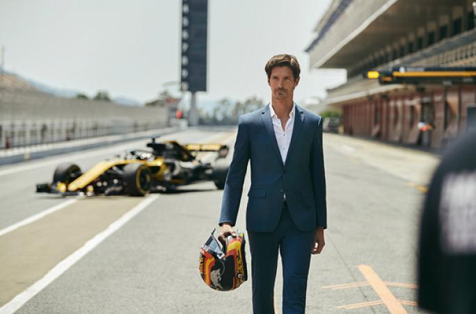 Daniel Hechter präsentiert Racing Suit