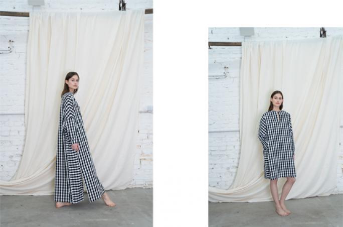 Das Cape Mädchen: Erste Ready-to-wear Kollektion
