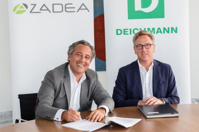 Deichmann: Erstes Geschäft im Franchise-Modell