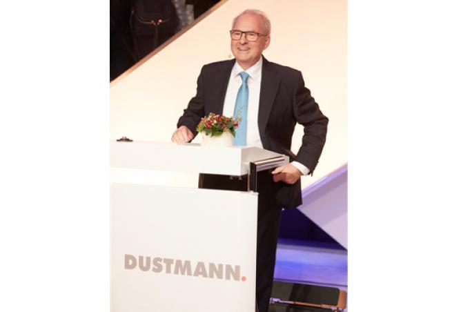 Dustmann eröffnet Store in Dortmund
