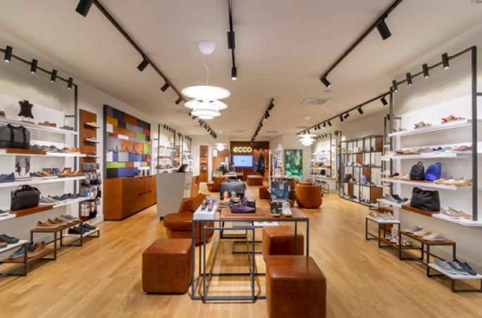 Ecco eröffnet neuen Store in Köln