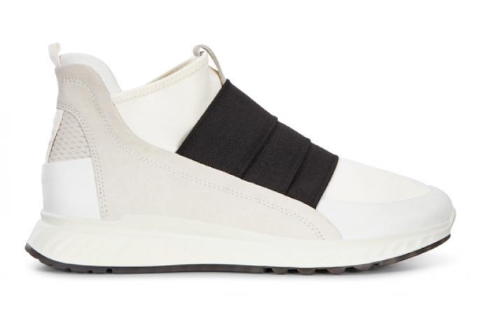 Ecco lanciert Hybrid-Sneaker