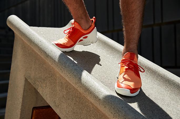 Ecco lanciert futuristischen Sneaker