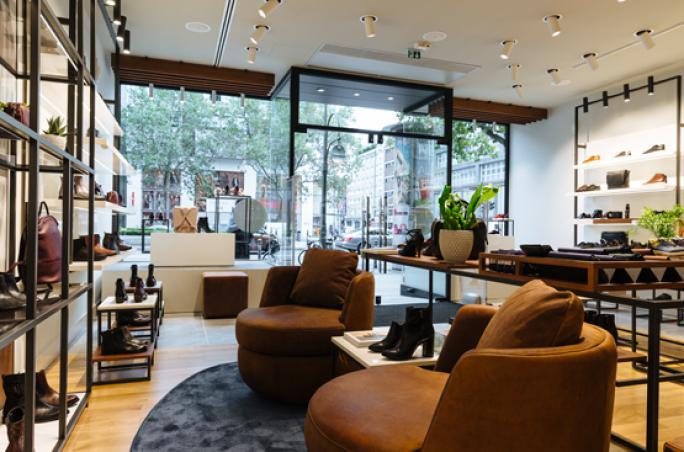 Ecco eröffnet Flaghip-Store in Berlin