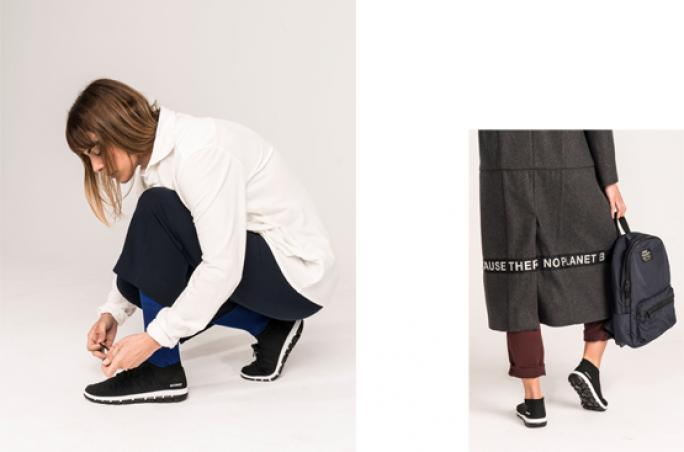 Ecoalf lanciert Sneaker aus recycelten Plastikflaschen