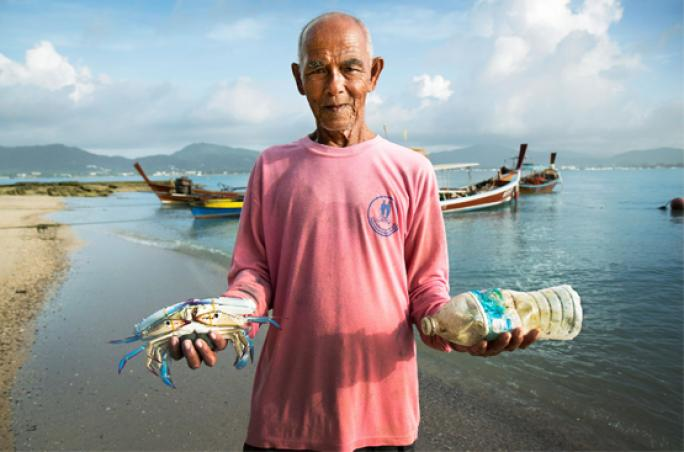 Ecoalf: Upcyling the Oceans in Thailand