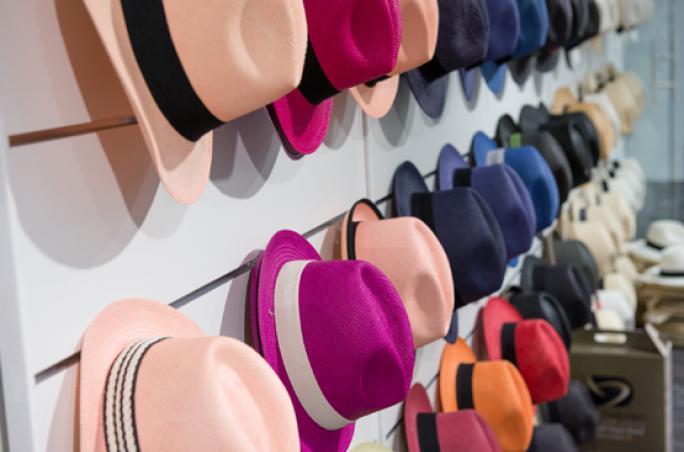 Hut- und Accessoire-Messe Date ,  Fashion House 2, McBurn, Balke Fashion,  Faustmann ,Gebeana,  ReHats