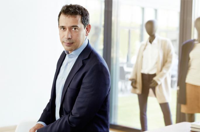 Esprit ohne CEO Jose Martínez